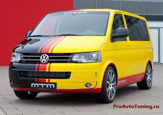 тюнинг VW T5
