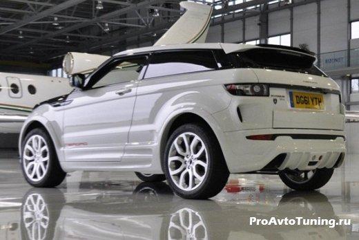тюнинг Mer-Nazz Range Rover Evoque