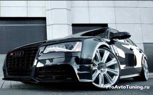 тюнинг Audi RS8