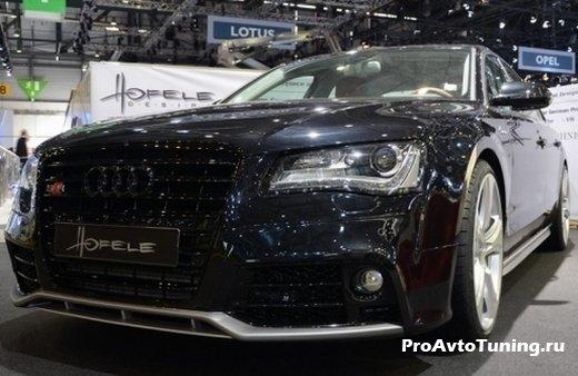 Audi RS8 от Hofele Design
