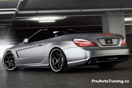 тюнинг пакет Mercedes SL500 R231