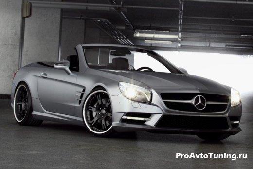 тюнинг Mercedes SL500 R231