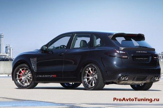 Top Car Vantage GTR2
