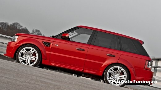 Range Rover от Project Kahn