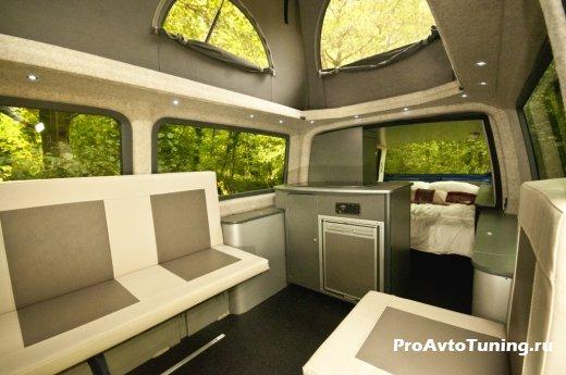 салон Doubleback Volkswagen Transporter