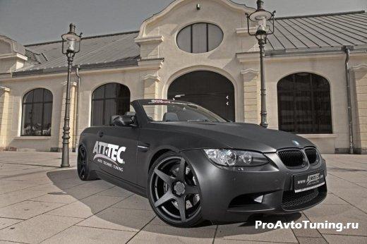 тюнинг кабриолета BMW M3