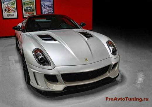 тюнинг Ferrari 599