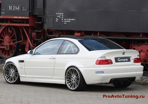 BMW M3 E46 от G-Power