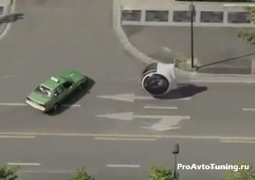 летающий автомобиль Volkswagen