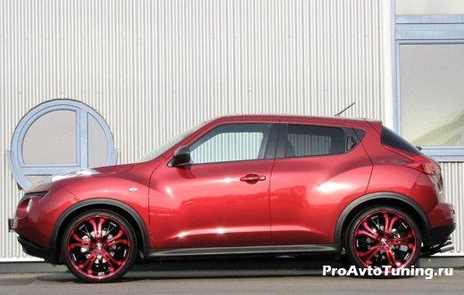 тюнинг пакет для Nissan Juke