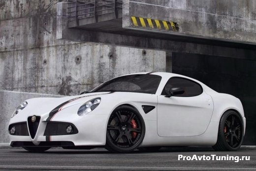 тюнинг Alfa Romeo 8C Competizione