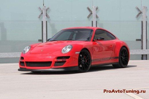 стайлинг Porsche 997 Carrera 4S