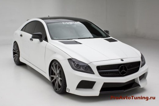 тюнинг Mercedes CLS 2011