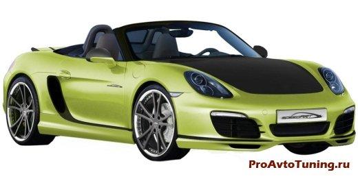 тюнинг Porsche Boxster 981