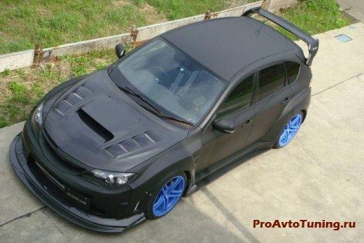 GRB Subaru Impreza WRX