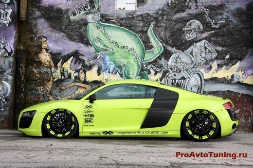 XXX-Performance Audi R8 V10 Quattro