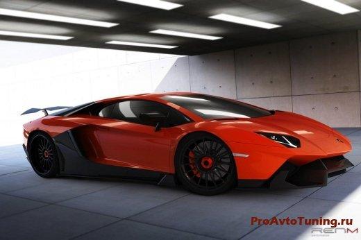 Lamborghini Aventador LE-C