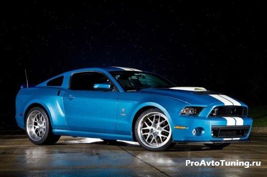 Эксклюзивный Mustang GT500 Cobra