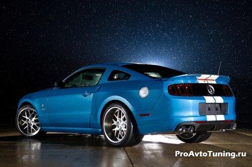 единственный Mustang GT500 Cobra