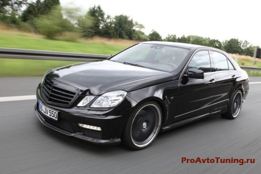 VATH Mercedes-Benz E500
