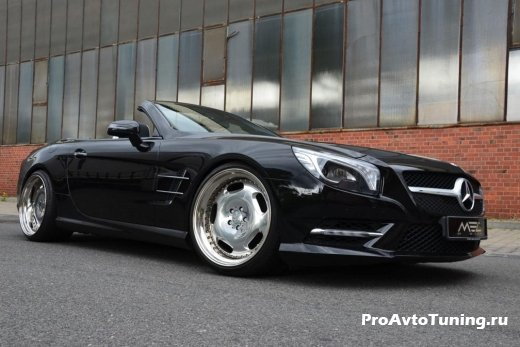стайлинг Mercedes SL550 2013