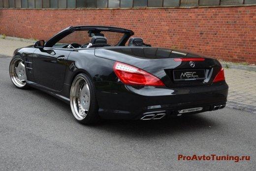 стайлинг Mercedes-Benz SL550 (R231)