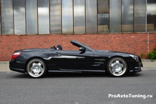 2013 Mercedes SL550 от MEC Design