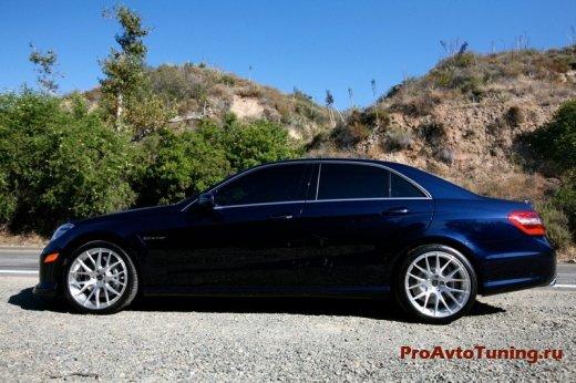 тюнинг Mercedes AMG E63