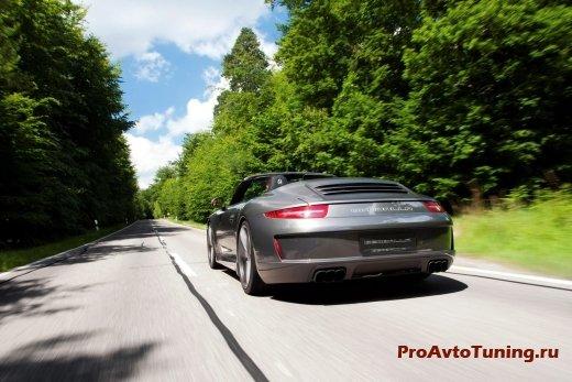 Gemballa GT Porsche 911 Carrera S Cabriolet