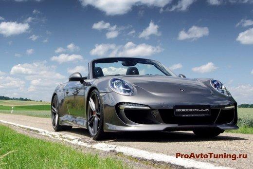 тюнинг Porsche 911 Carrera S Cabriolet