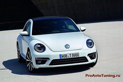 тюнинг Beetle Sport от Volkswagen