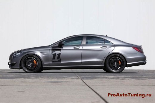 Mercedes CLS 6,3 Yachting Kicherer