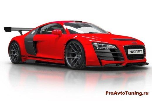 стайлинг пакет Audi R8 GT850