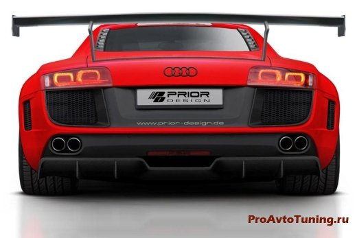 стайлинг Prior Design Audi R8 GT850