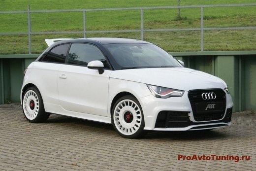 тюнинг Audi A1 Quattro
