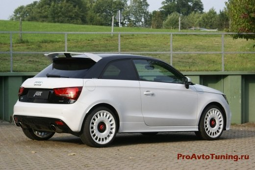 мощная ABT Sportsline Audi A1 Quattro