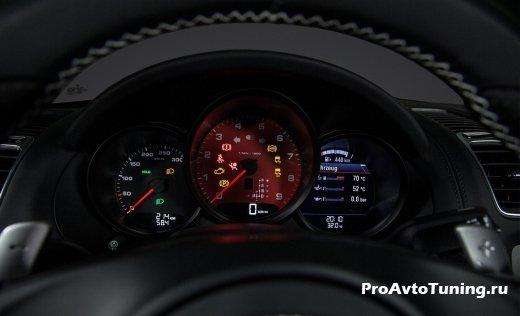 салон Porsche Boxster от Techart