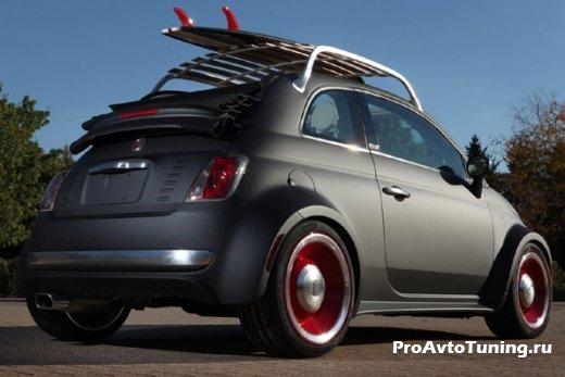 Fiat 500 Beach Cruiser SEMA 2012