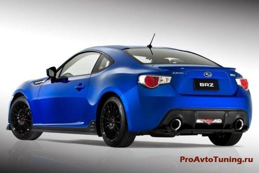 STI Subaru BRZ