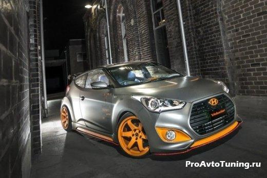 Hyundai Veloster концепт