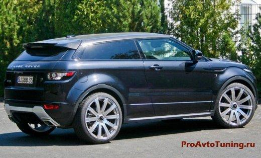 тюнинг Range Rover Evoque бюро B&B