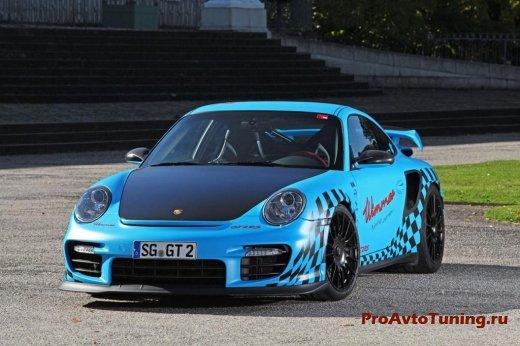 Porsche 911 GT2 Muscle Play