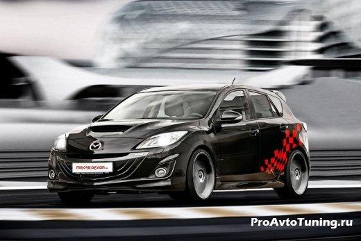 тюнинг Mazda 3 MPS