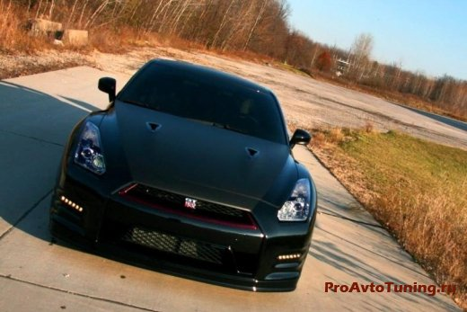 тюнинг Switzer Ultimate Street Edition GTR