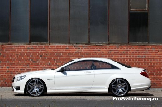 тюнинг Unicate Mercedes CL63 AMG