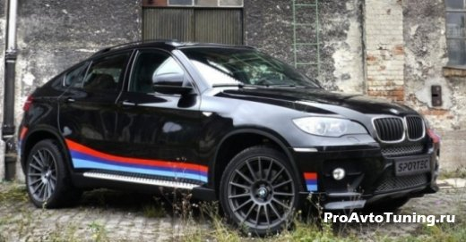 Sportec BMW X6 2013