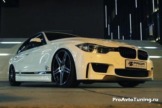 стайлинг BMW 3-Series