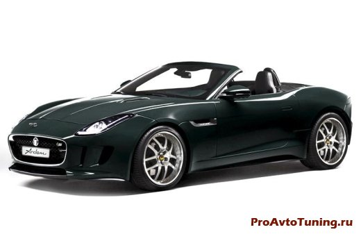 тюнинг Jaguar F-Type