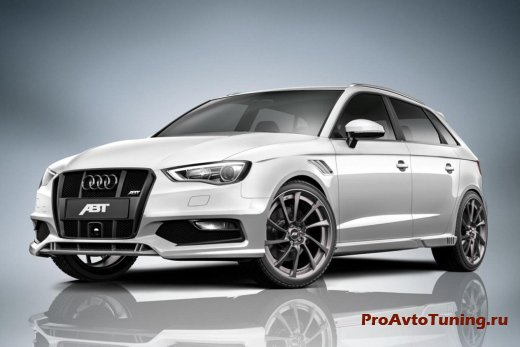 тюнинг Audi A3 2013
