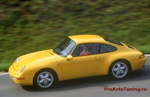 ретро модель Porsche 911
